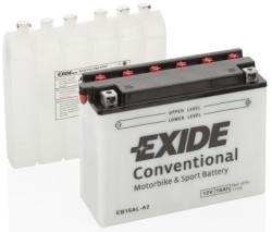 Аккумулятор Exide EB16AL-A2 16Ah 175A 205x70x162 о.п. (-+)