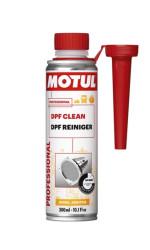 Motul DPF Clean Очиститель сажевого фильтра (0,3 л.) 108118