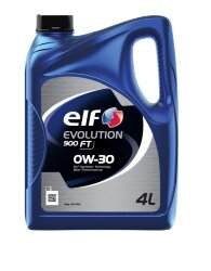 Моторное масло Elf Evolution 900 FT 0W-30 (4 л.) 213993