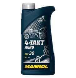 Масло четырехтактное Mannol 4-Takt Agro SAE 30 (1 л.) 1440