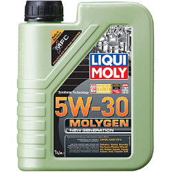 Моторное масло Liqui Moly Molygen New Generation 5W-30 (1 л.) 9041