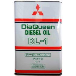 Моторное масло Mitsubishi DiaQueen Diesel 5W-30 DL-1 (4 л.) 8967610