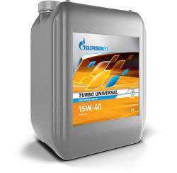 Моторное масло Газпромнефть Turbo Universal 15W-40 (20 л.) 2389901240