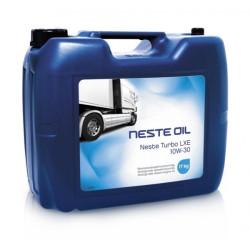 Моторное масло Neste Turbo LXE 10W-30 (20 л.) 123220