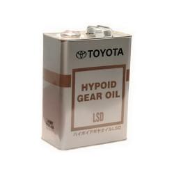 Трансмиссионное масло Toyota Hypoid Gear Oil LSD 85W-90 (4 л.) 08885-00305
