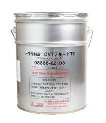 Трансмиссионное масло Toyota CVT Fluid TC (20 л.) 08886-02103