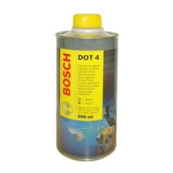 Тормозная жидкость Bosch DOT 4 (0,5 л.) 1987479004