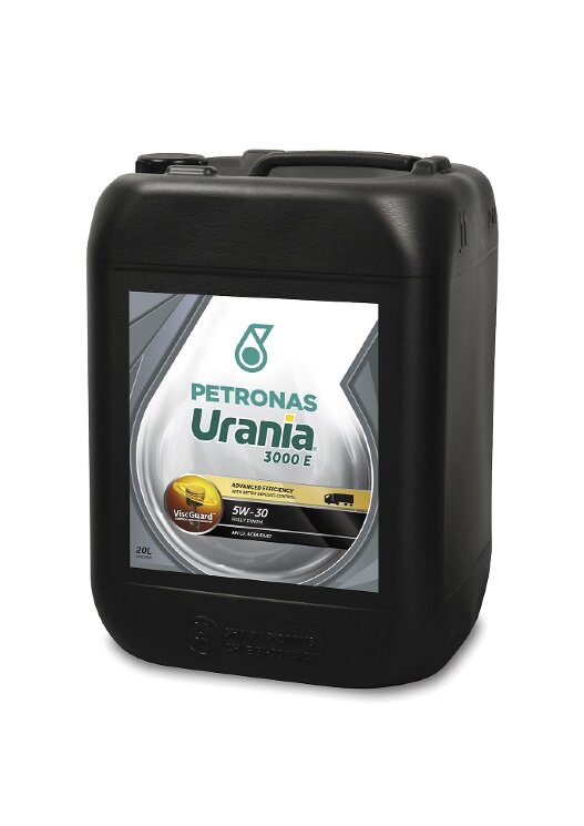Моторное масло Petronas Urania 3000 E 5W-30 (20 л.) 71807R41EU