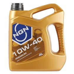 Моторное масло NGN Premium 10W-40 (4 л.) V172085306