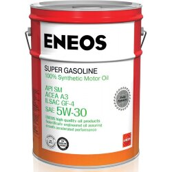 Моторное масло Eneos Super Gasoline SM 5W-30 (20 л.) Oil4071