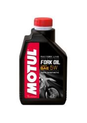 Масло вилочное Motul Fork Oil Light 5W (1 л.) 105924
