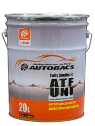Трансмиссионное масло Autobacs ATF UNI (20 л.) A01555201