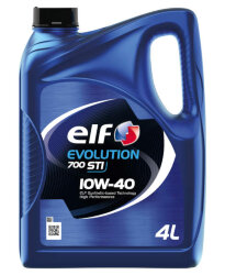 Моторное масло Elf Evolution 700 STI 10W-40 (4 л.) 11120501