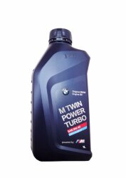 Моторное масло BMW M TwinPower Turbo Longlife-01 0W-40 (1 л.) 83212365925