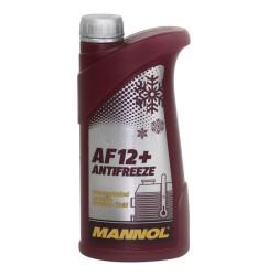 Охлаждающая жидкость Mannol Long Life AF12+ (1 л.) 2032
