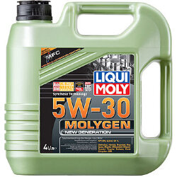 Моторное масло Liqui Moly Molygen New Generation 5W-30 (4 л.) 9042