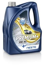 Моторное масло Neste Premium+ 10W-40 (4 л.) 116345