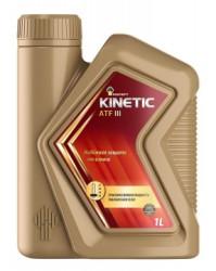 Трансмиссионное масло Rosneft Kinetic ATF III (1 л.) 40817532