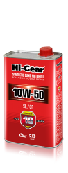 Моторное масло Hi-Gear 10W-50 (1 л.) HG1150