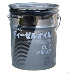 Моторное масло Toyota (Castle) Diesel Oil DL-1 0W-30 (20 л.) 08883-02903