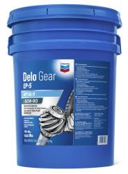 Трансмиссионное масло Chevron Delo Gear EP-5 80W-90 (35 л.) 023968375867