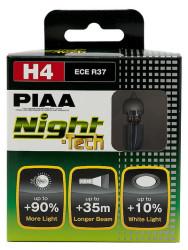 Автолампа PIAA Bulb Night Tech H4 3600K HE-820-H4