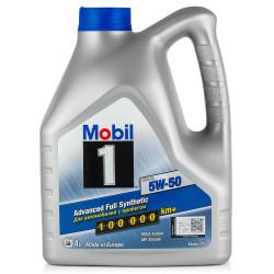 Моторное масло Mobil 1 FS X1 5W-50 (4 л.) 153638