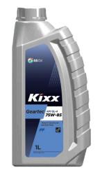 Трансмиссионное масло Kixx Geartec FF GL-4 75W-85 (1 л.) L2717AL1E1
