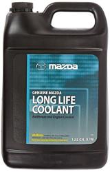 Охлаждающая жидкость Mazda Long Life Coolant (3.785 л.) 0000-17-501E-20
