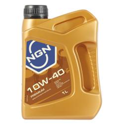 Моторное масло NGN Premium 10W-40 (1 л.) V172085606