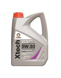 Моторное масло Comma Xtech 5W-30 (4 л.) XTC4L