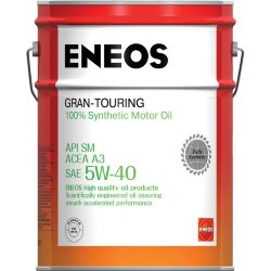 Моторное масло Eneos Gran-Touring SM 5W-40 (20 л.) Oil4067