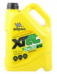 Моторное масло Bardahl XTEC 0W-30 B12 (5 л.) 36843