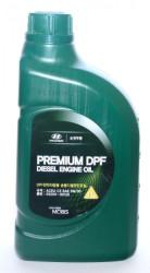 Моторное масло Hyundai (Kia) Premium DPF Diesel 5W-30 (1 л.) 05200-00120