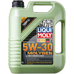 Моторное масло Liqui Moly Molygen New Generation 5W-30 (5 л.) 9043