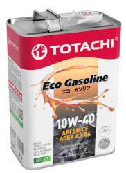 Моторное масло Totachi Eco Gasoline 10W-40 (4 л.) 4589904934919