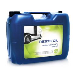 Моторное масло Neste Turbo NEX 10W-40 (20 л.) 112120