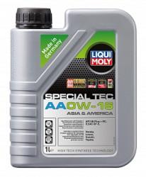 Моторное масло Liqui Moly Special Tec AA 0W-16 (1 л.) 21326