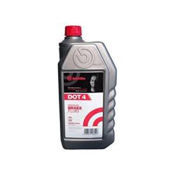 Тормозная жидкость Brembo DOT 4 (1 л.) L04010