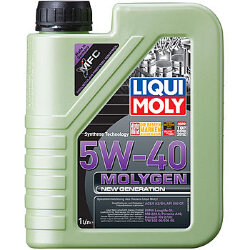 Моторное масло Liqui Moly Molygen New Generation 5W-40 (1 л.) 9053