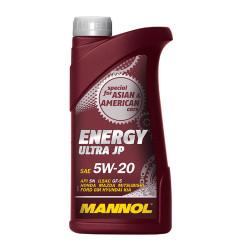 Моторное масло Mannol Energy Ultra JP 5W-20 (1 л.) 4000