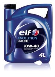 Моторное масло Elf Evolution 700 STI 10W-40 (4 л.) 10130501