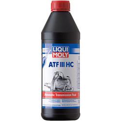 Трансмиссионное масло Liqui Moly ATF III HC (1 л.) 3946