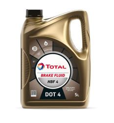 Тормозная жидкость Total Brake Fluid HBF 4 (5 л.) 213679