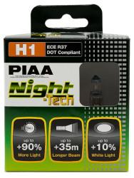 Автолампа PIAA Bulb Night Tech H1 3600K HE-822-H1