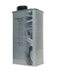 Тормозная жидкость Mercedes Bremsflussigkeit Dot 4 Plus 331.0 (1 л.) A000989560511
