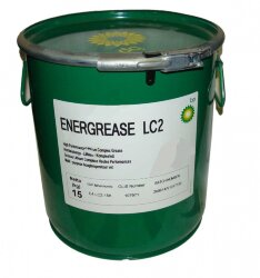 Смазка BP Energrease LC2 (15 кг.) 154AC7