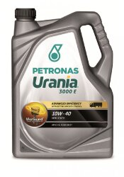 Моторное масло Petronas Urania 3000 E 10W-40 (5 л.) 71806M12EU