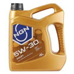 Моторное масло NGN Profi 5W-30 (4 л.) V172085301