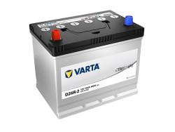 Аккумулятор Varta Стандарт 70Ah 620A 258x175x223 п.п. (+-) 570311062